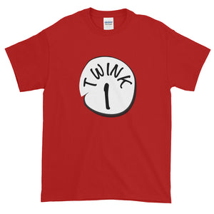 TWINK 1 Short-Sleeve T-Shirt - Two on 3rd