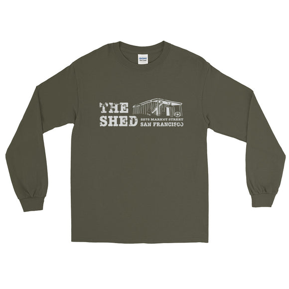THE SHED Long Sleeve T-Shirt