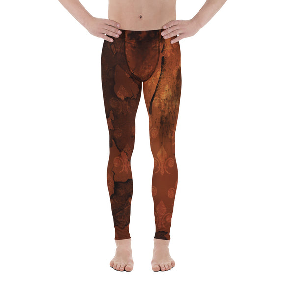 NEW ORLEANS Men's Leggings - Two on 3rd