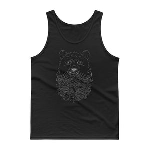 BEAR-D Tank top - Two on 3rd