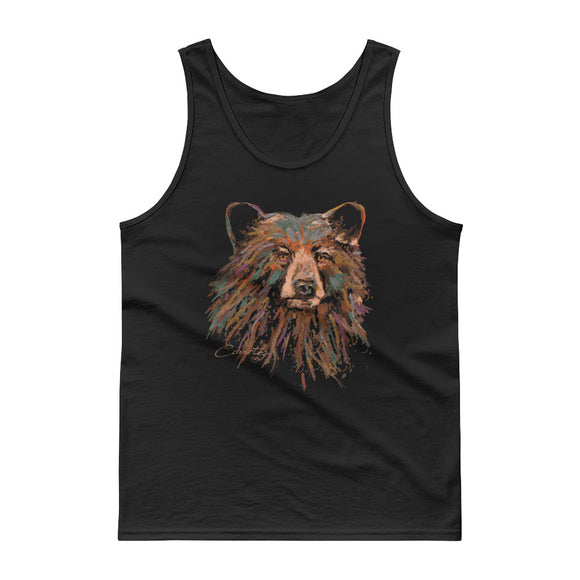 GALLERY GRIZZLY 1 Tank top