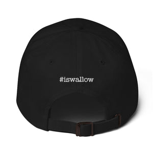 #iswallow hat - Two on 3rd