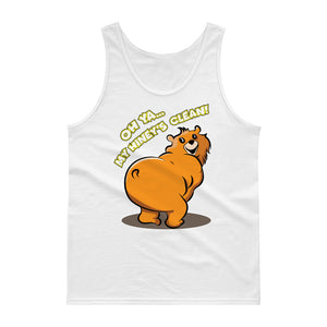 Clean Hiney Tank top - Two on 3rd