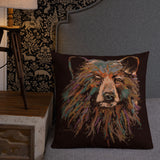 GALLERY GRIZZLY Premium Pillow