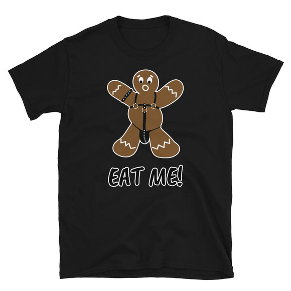 Eat Me Short-Sleeve Unisex T-Shirt