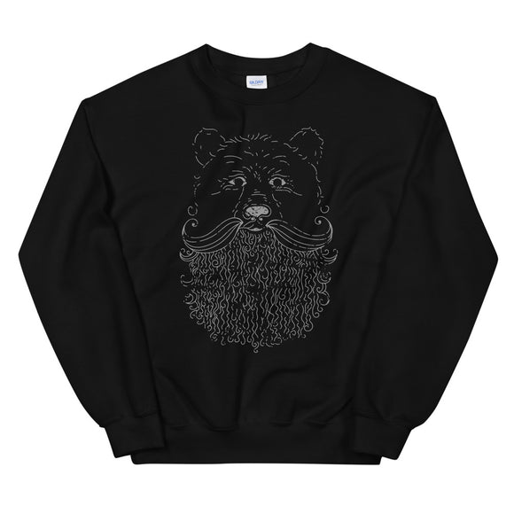 BEAR-D Unisex Sweatshirt - Two on 3rd