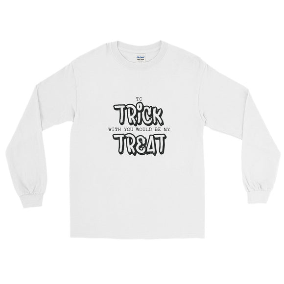TRICK TREAT Long Sleeve T-Shirt - Two on 3rd