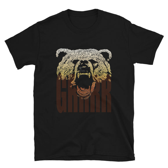 GRRRR Short-Sleeve T-Shirt - Two on 3rd