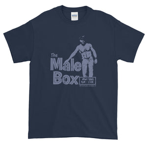 THE MALE BOX Short-Sleeve T-Shirt - Two on 3rd