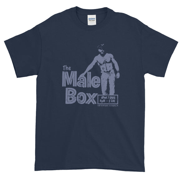 THE MALE BOX Short-Sleeve T-Shirt