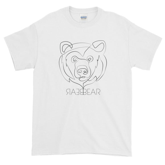 Simple Bear Short-Sleeve T-Shirt