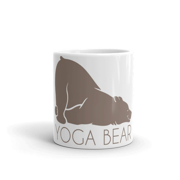 Yoga Bear Mug - Two on 3rd
