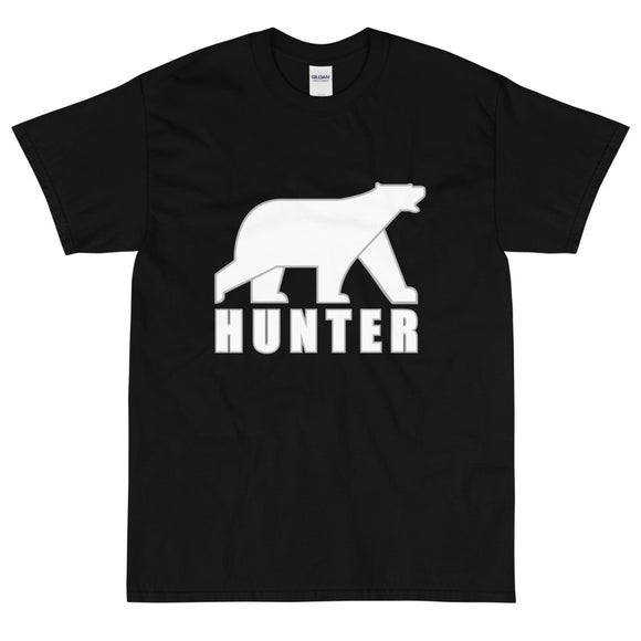 Polar Bear Hunter Extended Size Short Sleeve T-Shirt - Two on 3rd
