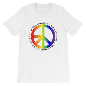 Pride NDNH Front Print Short-Sleeve Unisex T-Shirt