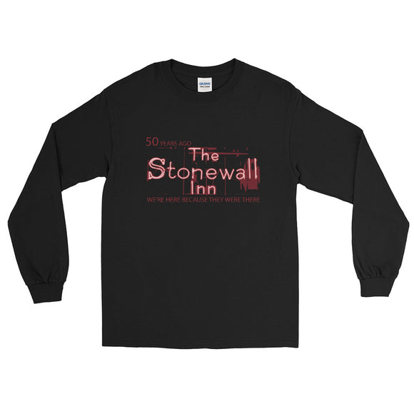 Stonewall 50 Years Ago Long Sleeve T-Shirt