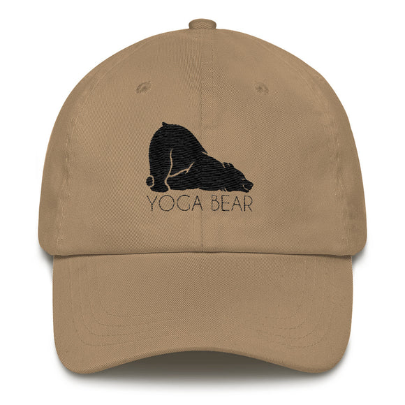 Yoga Bear Hat - Two on 3rd