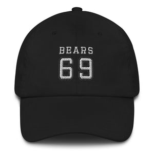 BEARS 69 HAT - Two on 3rd