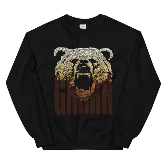 GRRRR Sweatshirt - Two on 3rd