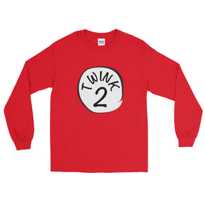 TWINK 2 Long Sleeve T-Shirt - Two on 3rd