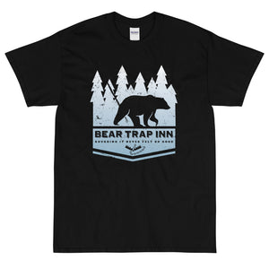 Bear Trap Inn Extended Size Short Sleeve T-Shirt - Two on 3rd
