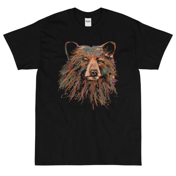 Gallery Grizzly 1 Extended Size Short Sleeve T-Shirt - Two on 3rd