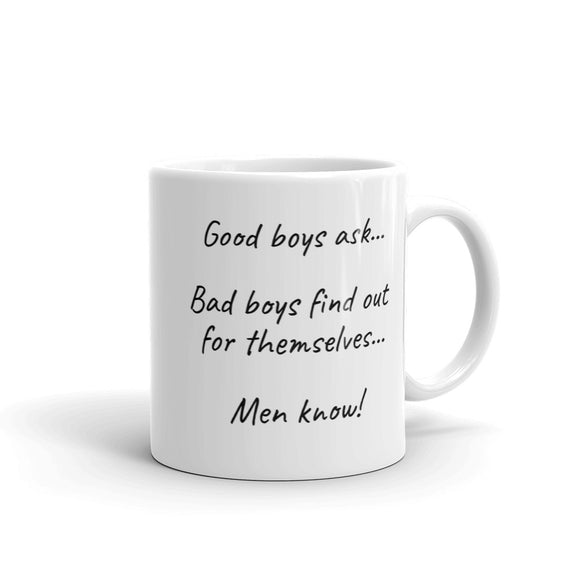 Good Boys Mug - Two on 3rd