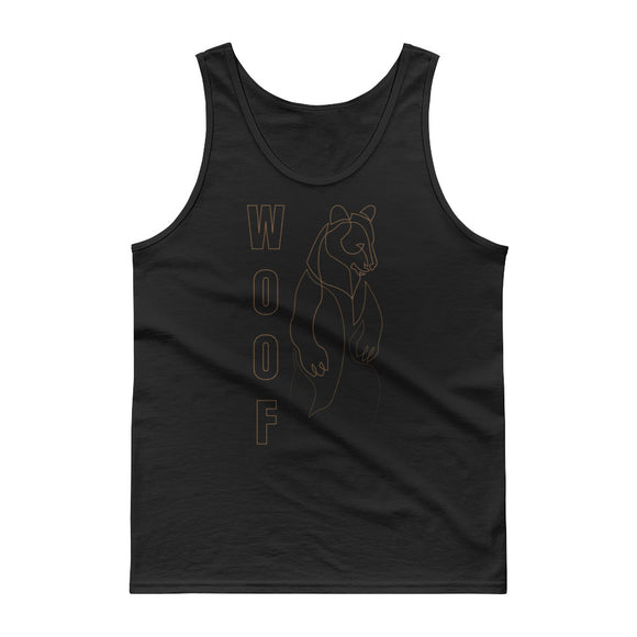 WOOF Tank top - Two on 3rd