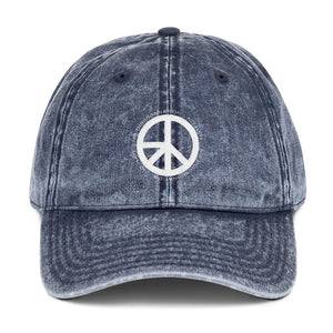 NDNH Vintage Cotton Twill Cap - Two on 3rd