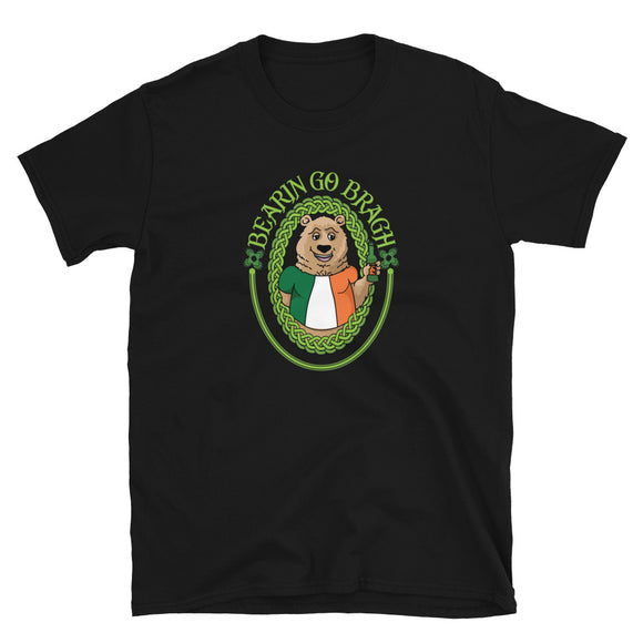 BEARIN GO BRAGH Short-Sleeve T-Shirt