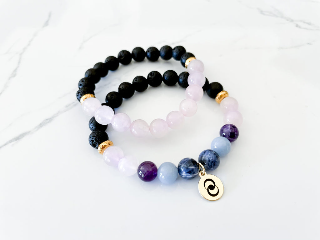 Anxiety Relief Bracelet Stack