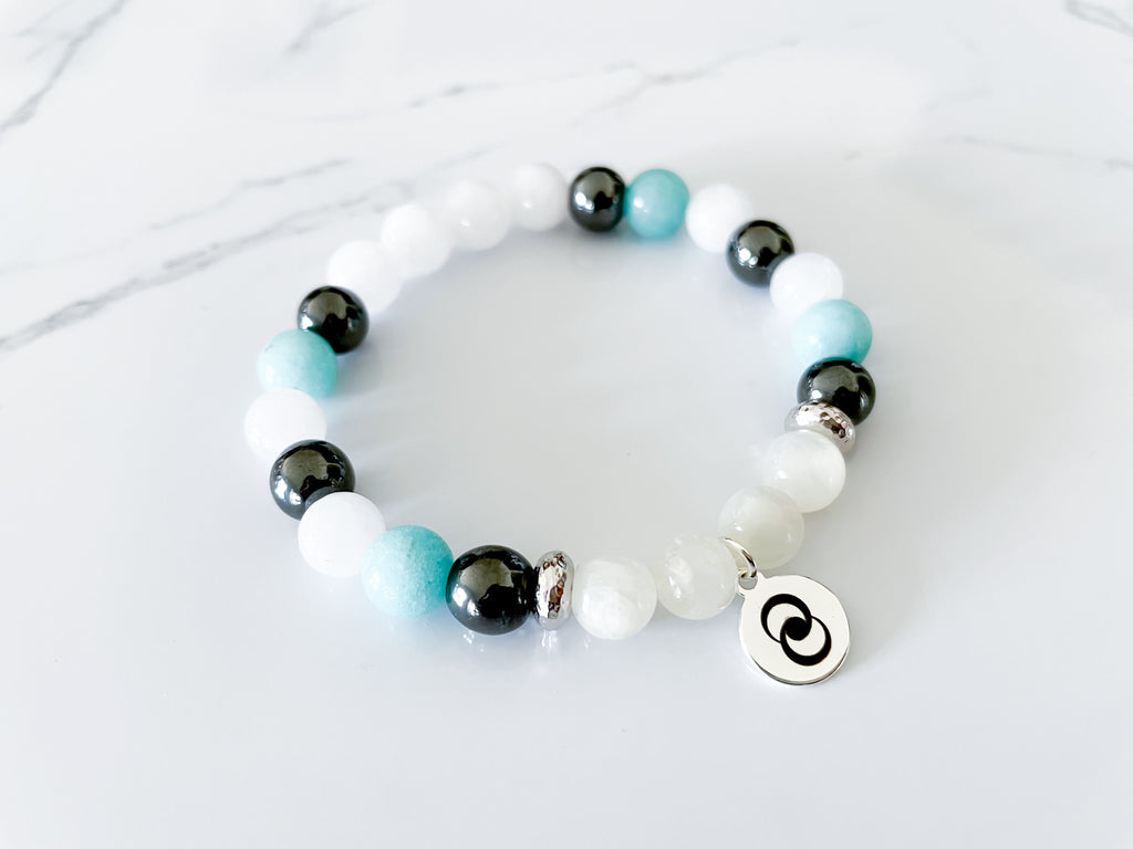 Energy Cleanse Gemstone Bracelet