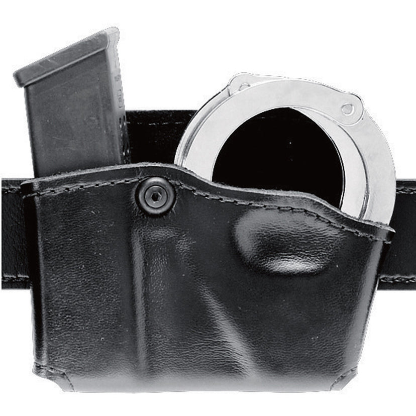 Model 573 Open Top Magazine and HandCuff Pouch
