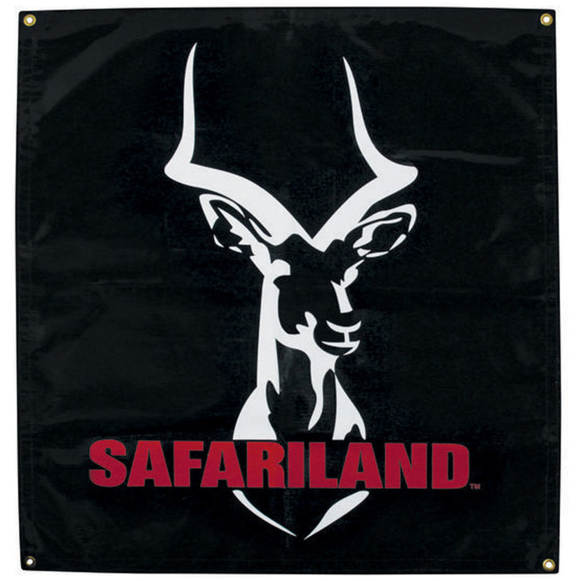 Safariland® Three Foot Banner