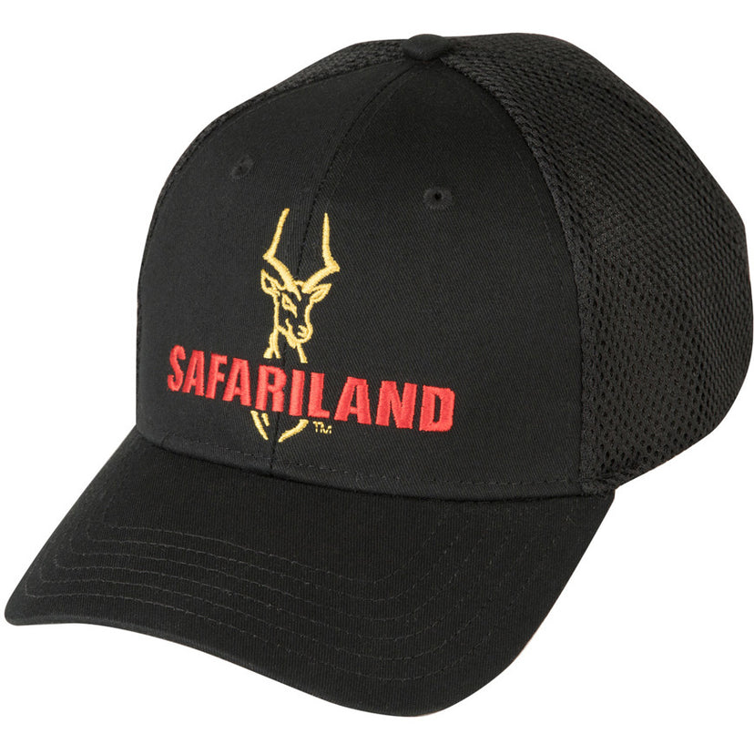 Safariland® Baseball Cap, Black - Safariland