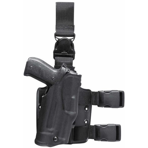 Model 6355 ALS® Tactical Holster with Quick-Release Leg Harness - Safariland
