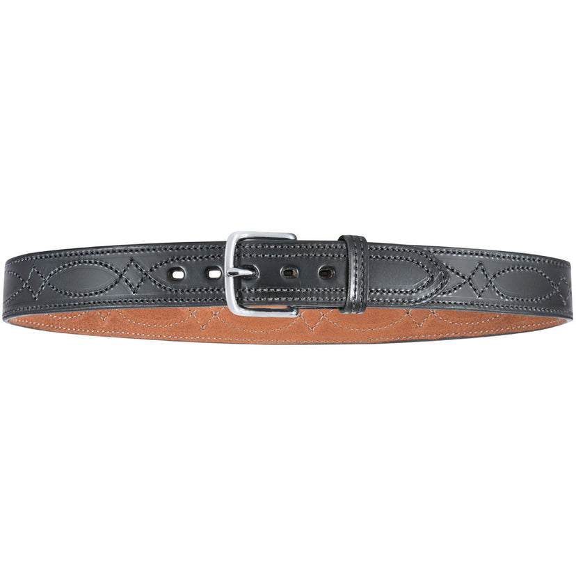 "B12 - Reversible Fancy Stitched Belt, 1.5"" (38mm)"
