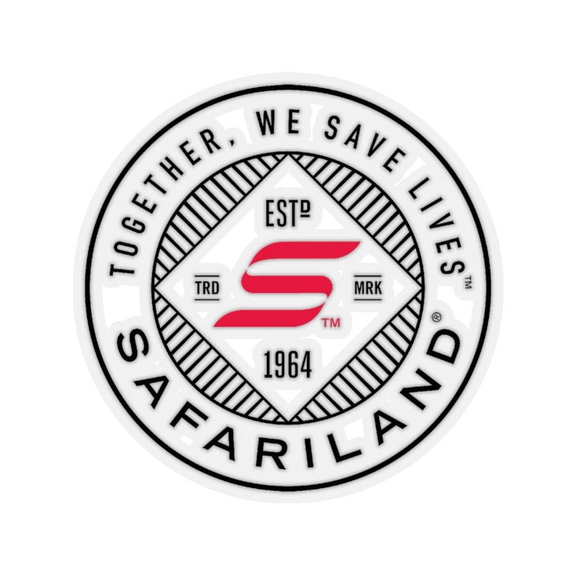 TWSL Cut Stickers - Safariland