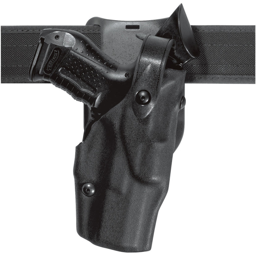 Model 6365 ALS® Low-Ride, Level III Retention™ Duty Holster w/ SLS - Safariland