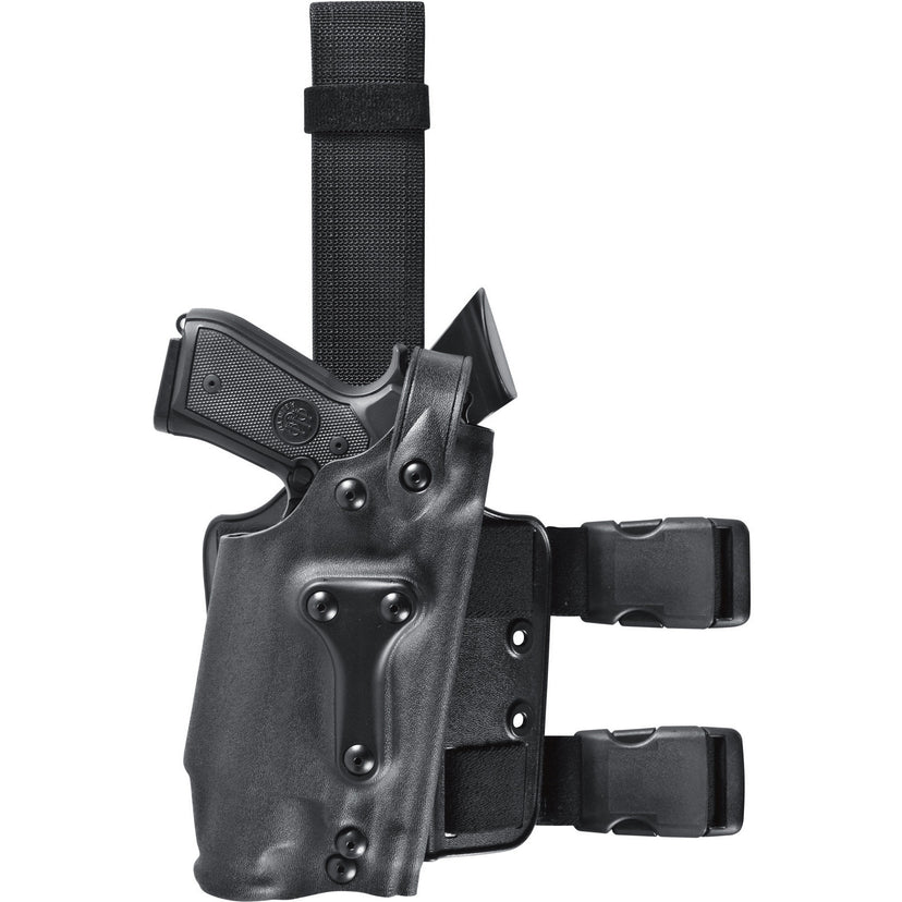 Model 6034 SLS Military Tactical Holster for Gun Mounted Light - Safariland