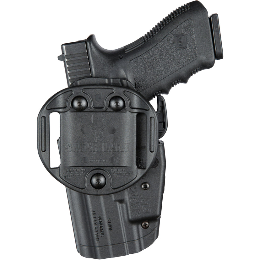 "Model 576 GLS™ Pro-Fit™ Holster (with hi-ride 1.5"" belt width belt loop)"