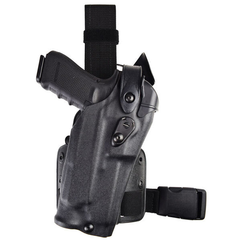 Model 6304RDS-SP10 ALS/SLS® Single Strap Tactical Holster - Safariland