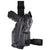 Model 6304RDS-SP10 ALS/SLS® Single Strap Tactical Holster