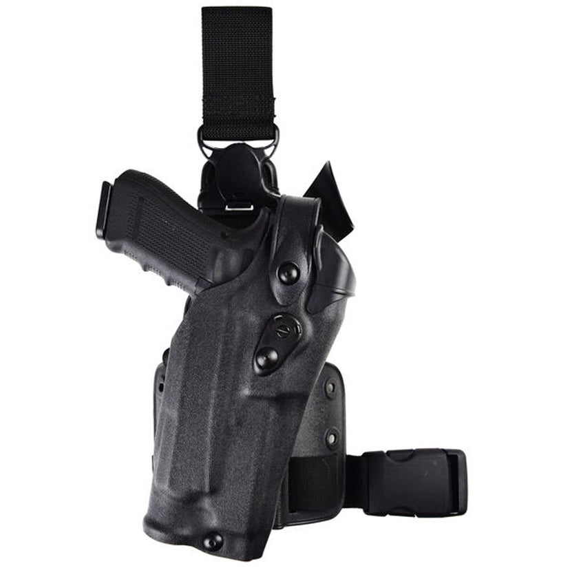 Model 6305RDS-SP10 ALS/SLS® Single Strap Tactical Holster with Quick Release
