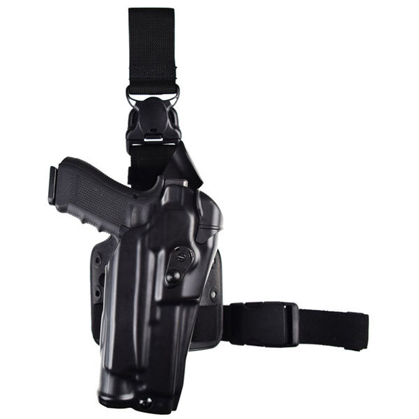 Model 6385RDS-SP10 ALS® OMV Single Strap Tactical Holster with Quick-Release