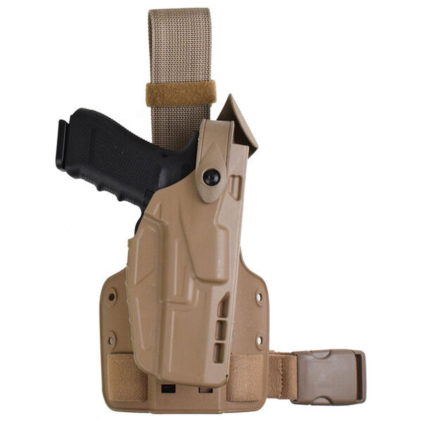 Model 7004-SP10 7TS™ SLS Single Strap Tactical Holster - Safariland