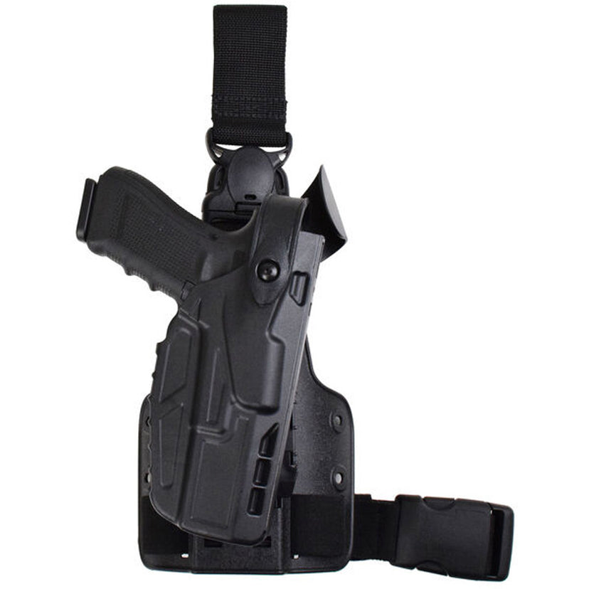 Model 7005-SP10 7TS™ SLS Single Strap Tactical Holster w/Quick Release - Safariland
