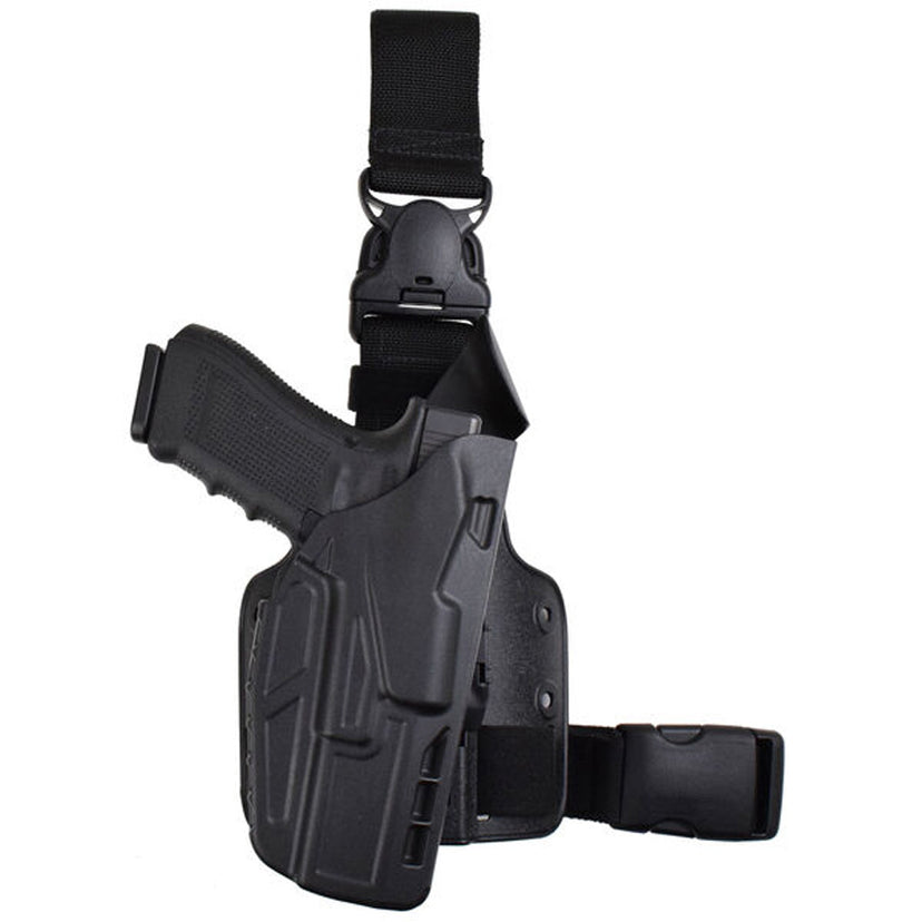 Model 7385-SP10 7TS™ ALS® Single Strap Tactical Holster W/ Quick Release