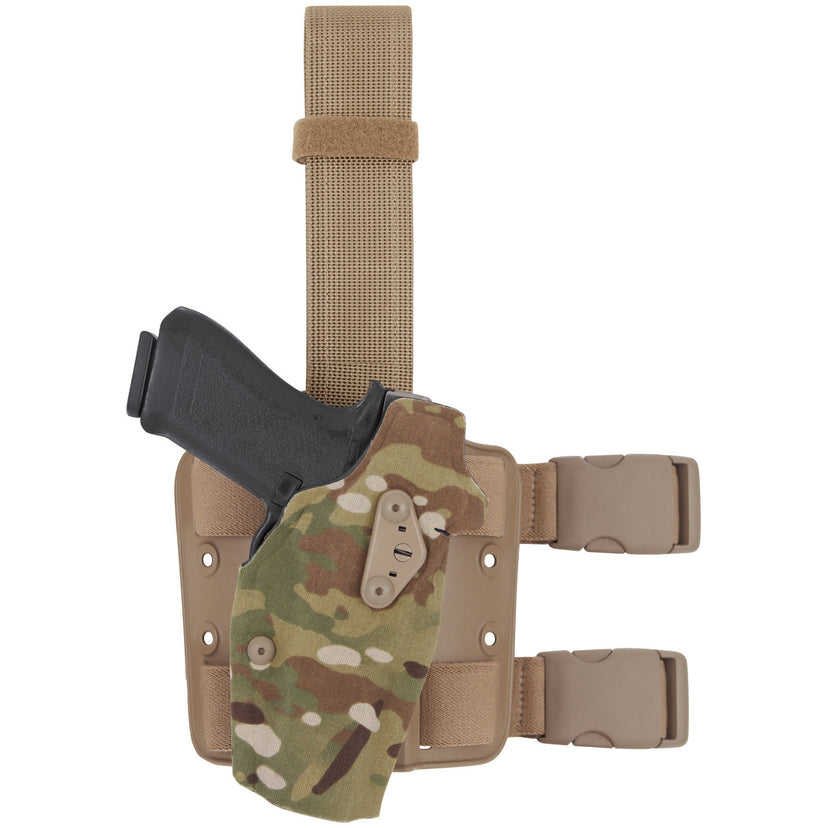 6354DO - ALS® Optic Tactical Holster for Red Dot Optic - Safariland