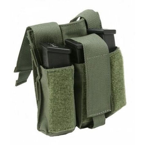 LT10B - Side Arm Magazine Pouch, Triple - Safariland