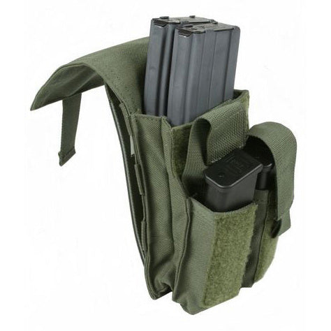 LT7 - M4/Side Arm Magazine Pouch, Dual/Double - Safariland